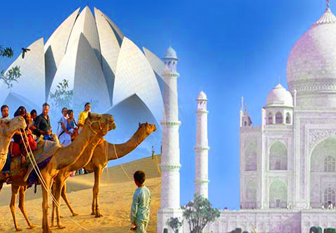 Agra Jaipur Tour India